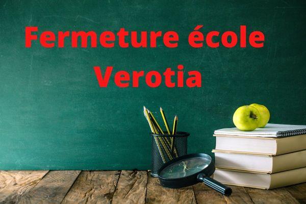 Faa'a : fermeture de  l'école Verotia en raison des intempéries