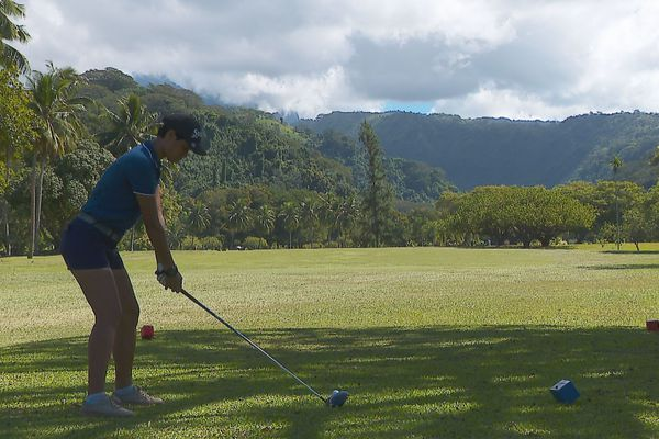 Classic Central Golf Tahiti infos