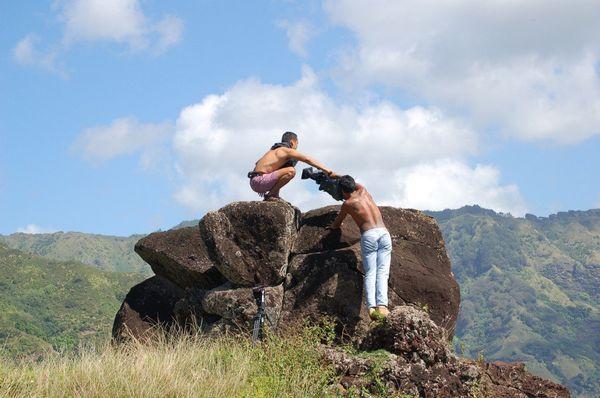 Polynésie 1ère au coeur du 10ème Festival des arts des Marquises