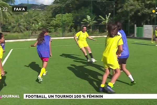 Football  Tournoi 100 % féminin