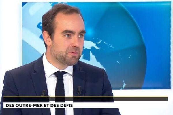 Sébastien Lecornu invité spécial d'Outre-mer la 1ère