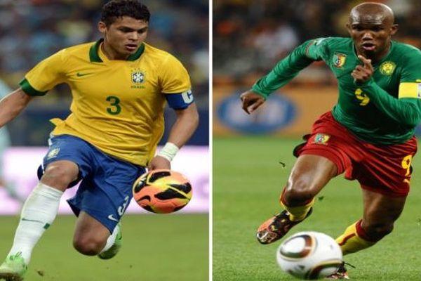 Cameroun Brésil