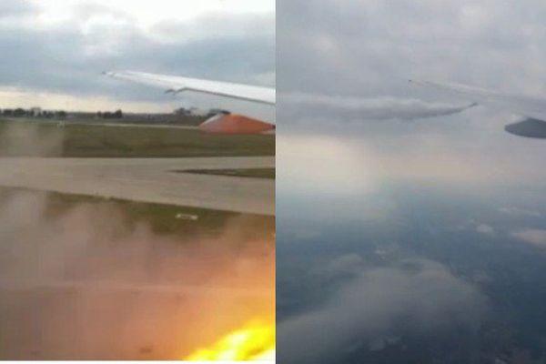 Incident technique vol Air France Paris Cayenne: les images de l'incident technique