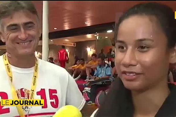 PNG 2015 : de l'or, encore de l'or, toujours de l'or