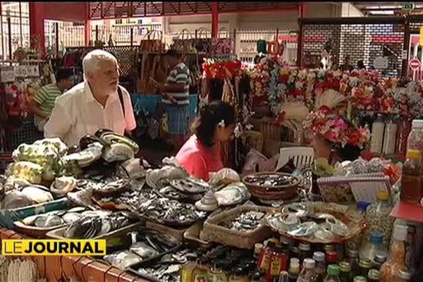 Marché de Papeete : au fil de l'Histoire