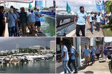 visites des centres de formation et centres nautiques de Guadeloupe