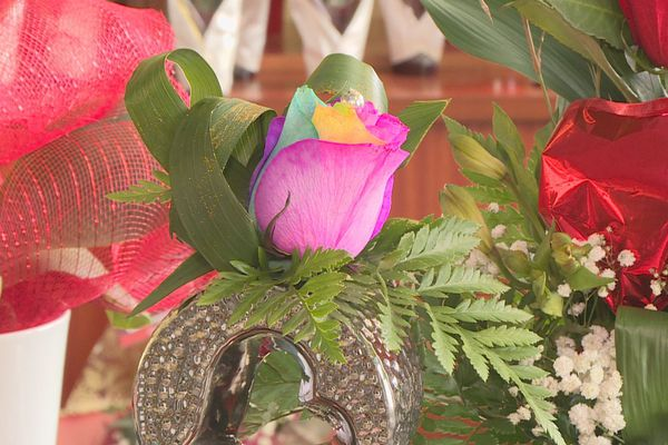 Fête : une Saint-Valentin fleurie