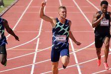 Kevin Mayer était venu chercher sa qualification pour les JO de Tokyo lors de ce meeting de La Réunion.