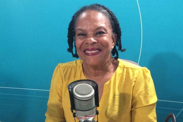 Christiane Taubira invitée de la matinale DE LA RADIO