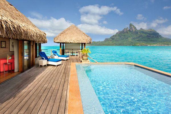 st régis Bora Bora
