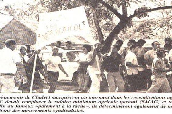Grève février 1974