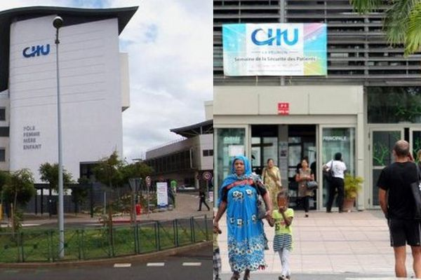 les CHU de La Réunion en grève