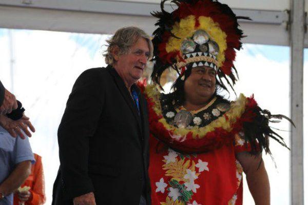 Brest 2016 : La Polynésie célèbre la mer avec danses et chants traditionnels