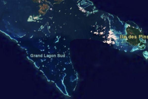 Grand lagon sud
