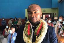 Saindou Rachadi, nouveau président de la CADEMA