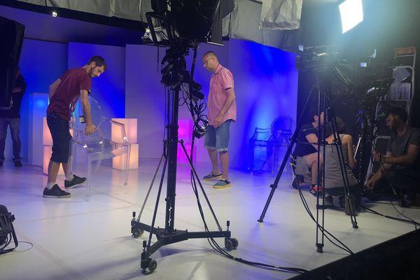 CSA : tournage spot de campagne des provinciales 2019
