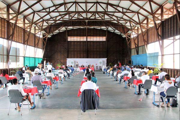 Installation du Conseil municipal de Saint-Laurent le 25 mai