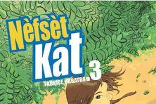 Néfsèt Kat.3 sort à l'occasion du salon du livre Athéna à Saint-Pierre