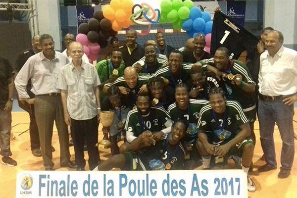 Joueurs de handball