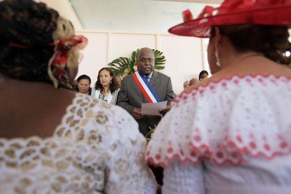 1er Mariage homosexuel en Martinique