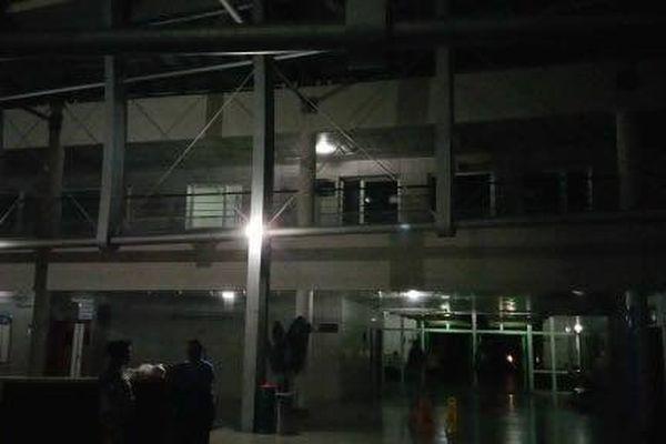 Coupure d'électricté au CHPF