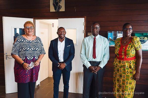 Les maires de la CCDS