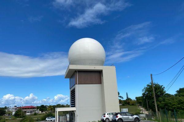 Nouveau radar du Moule