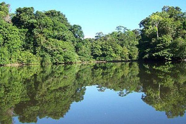 guyane fleuve