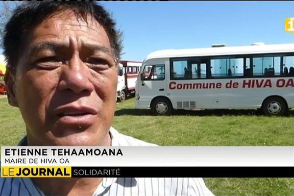 Les élus de Hiva Oa soignent leurs matahiapo
