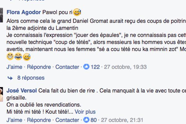 """Commentaire """"tété"""""""