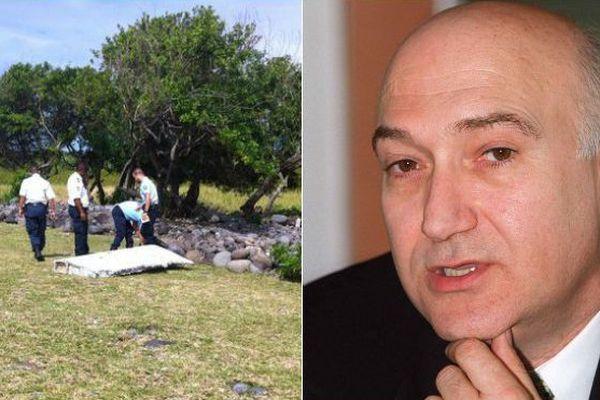 Si c'est un débris de Boeing 777, c'est obligatoierment celui du MH370, affirme le spécialiste Michel Polacco.