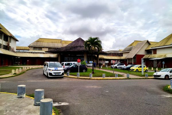 Hôpital de Cayenne