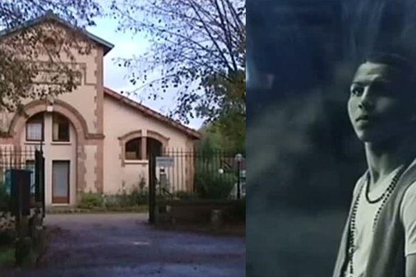 Lieu du décès de Loïc Louise à La Ferté Saint-Aubin