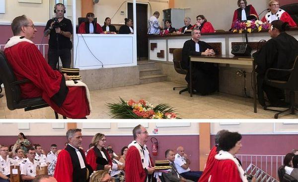 Thierry Polle, nouveau premier président de la cour d'appel