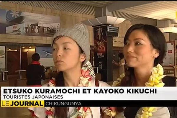 Les touristes placides face au chikungunya