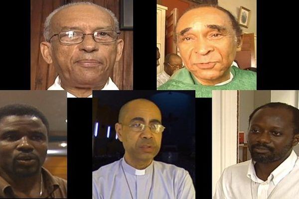 Les 5 prêtres