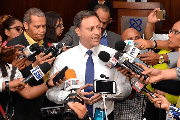 République Dominicaine, ministre de la justice Jean Alain Rodriguez