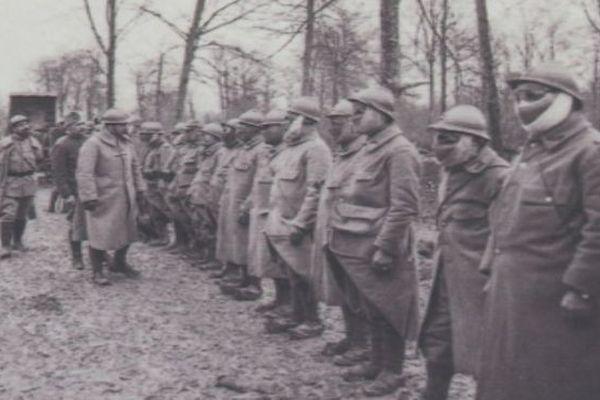 Soldats d'époque