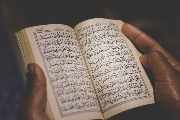 Livre de prières des musulmans