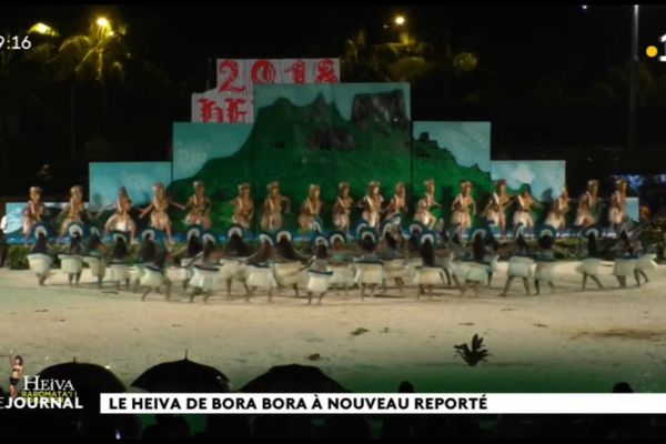 Le Heiva de Bora Bora annulé