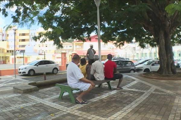 Communauté Haïtienne en Martinique