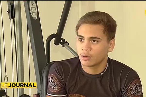 Ariitu Tepa : champion de ju jitsu brésilien