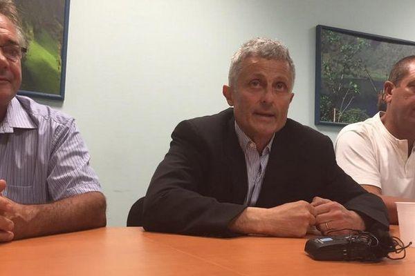 Jean-Luc Arassus, Président de la Fédération française de surf (FFS)