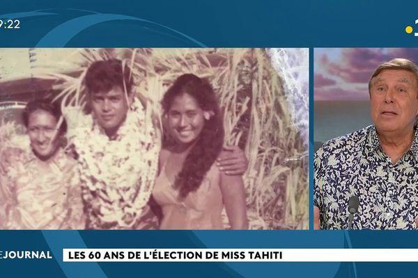 60 ans de Miss Tahiti : la beauté éternelle
