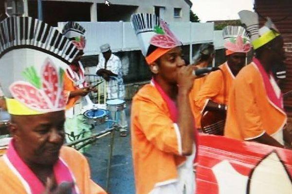 Carnaval à Sainte Rose