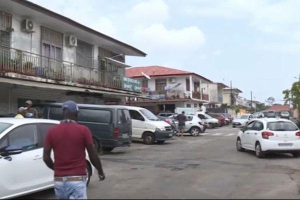 Fait divers : fusillade à Matoury