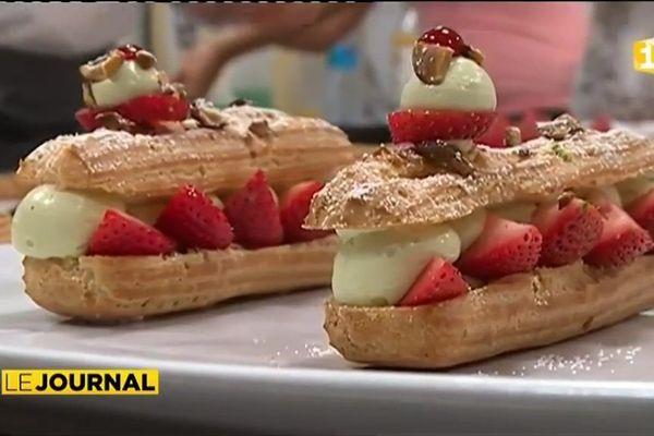 Pâtisserie : le goût et les saveurs selon Ophélie Barès