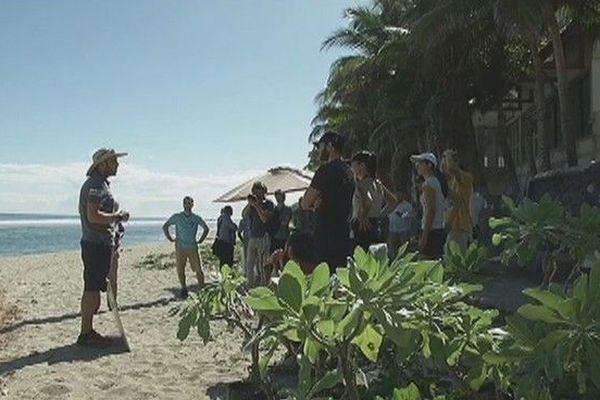 Atelier végétalisation plage Cap Champagne 230818