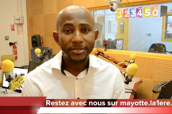 Le réveillon sur Mayotte 1ère Radio TV et Internet