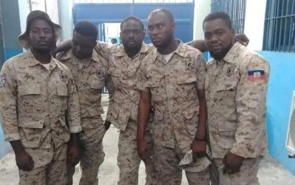Haiti policiers accusés